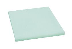 Plátěné prostěradlo 150x230 cm zelená