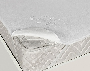 Nepropustný chránič matrace Softcel 90x200 cm bílá