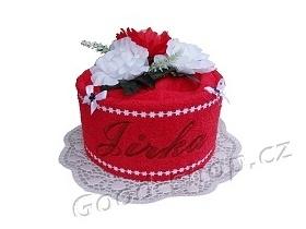 Froté dort se jménem 1patrový červená