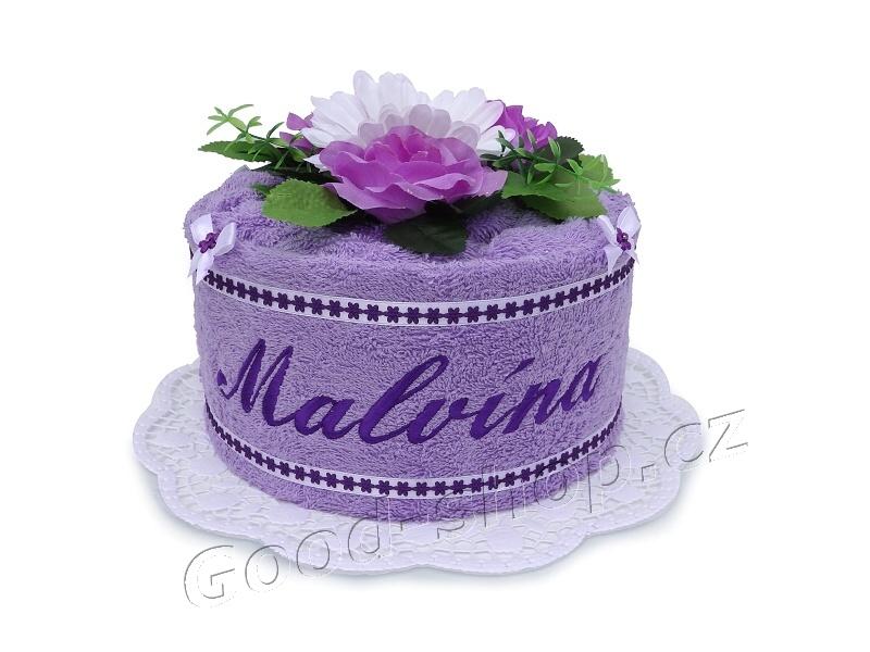 Froté dort se jménem 1patrový fialová
