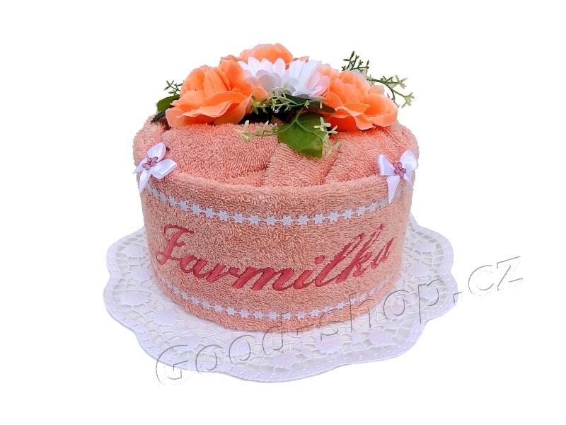 Froté dort se jménem 1patrový lososová