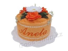Froté dort se jménem 1patrový oranžová