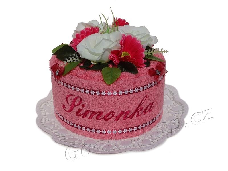 Froté dort se jménem 1patrový růžová