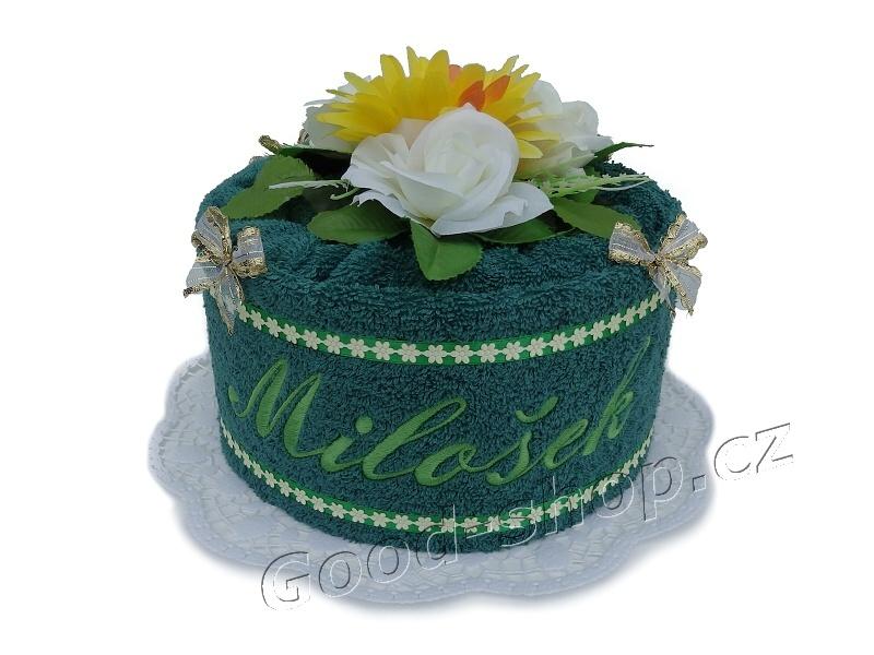 Froté dort se jménem 1patrový tmavě zelená