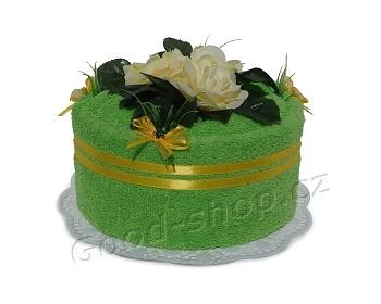 Textilní dorty