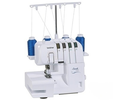Overlock Brother 2104D  - zobrazit detaily