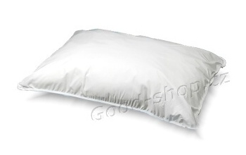Polštář STANDARD zip 1100g 70x90 cm bílá