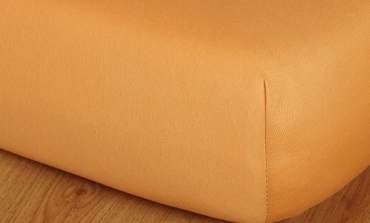 Prostěradlo jersey vysoká matrace 90x200 karamel