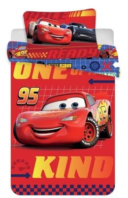 Disney povlečení do postýlky Cars baby 100x135 + 40x60 cm