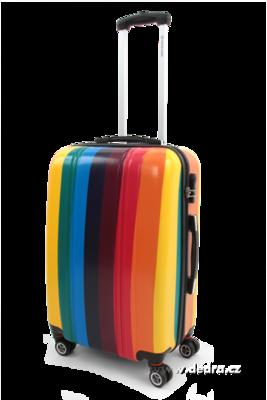 Skořepinový kurf,50 x 34 x 24 cm multicolor