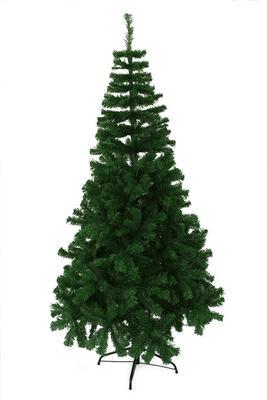 Vánoční stromek zelený smrk, v.210 cm