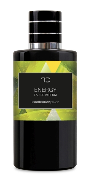 EAU DE PARFUM energy LA COLLECTION PRIVÉE   <br>299 Kč/1 ks