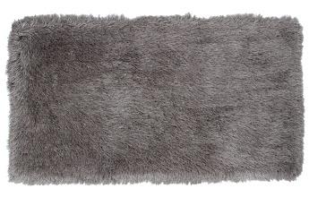9CM LONGHAIR KOBEREC stříbrný,160x230 cm