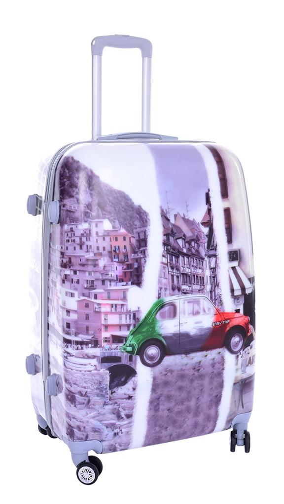Kufr menší ITALIAN CAR 37 x 23 x 50 cm