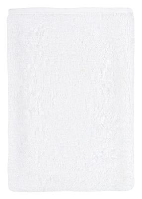 Froté žínka 17x25 cm bílá