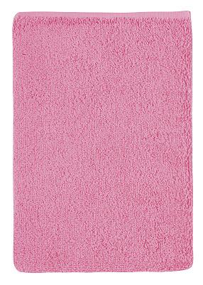 Froté žínka 17x25 cm růžová