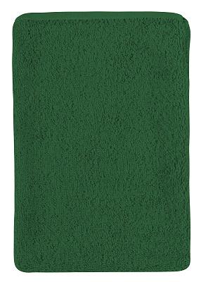Froté žínka 17x25 cm tm.zelená
