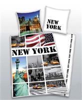 Povlečení bavlna fototisk - New York 140x200,70x90 cm