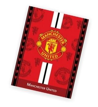 Deka z mikrovlákna Manchester United 130x170 cm