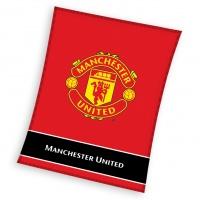 Deka Manchester United Erb 130x170 cm