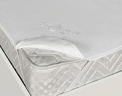 Nepropustný chránič matrace Softcel 160x200 cm bílá