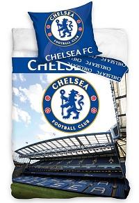 Povlečení Chelsea FC Stadion 70x80,140x200 cm