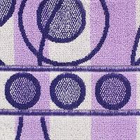 Froté osuška Blanca 70x140 cm fialová