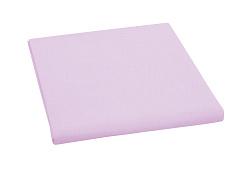 Plátěné prostěradlo 150x230 cm fialová