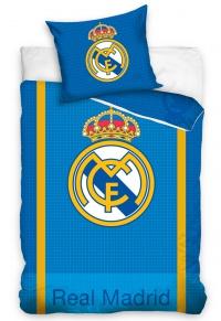 Povlečení Real Madrid Blue 70x80,140x200 cm