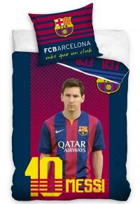 Povlečení FC Barcelona Messi 70x90,140x200 cm