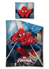 Povlečení Spiderman 140x200,70x80 cm