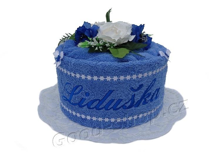 Froté dort se jménem 1patrový modrá
