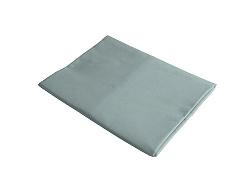 Plátěné prostěradlo dvojlůžko 220x240 cm šedá