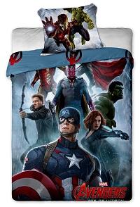 Povlečení Avengers 140x200,70x90 cm
