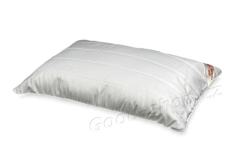 Polštář Exclusive zip 70x90 cm bílá