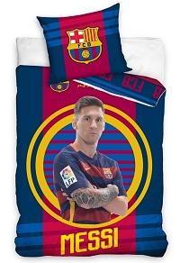 Povlečení FC Barcelona Messi 2016 70x80,140x200 cm