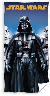 Osuška Star Wars Darth Vader 70x140 cm