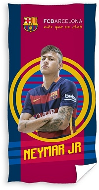 Osuška FC Barcelona Neymar 70x140 cm