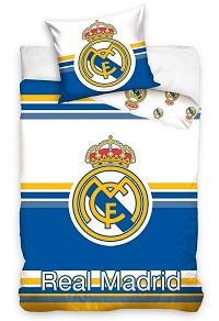 Povlečení Real Madrid Erb 70x80,140x200 cm