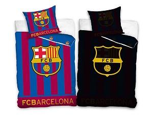 Svítící povlečení FC Barcelona 70x80,140x200 cm
