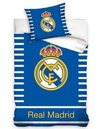 Povlečení Real Madrid double 70x80,140x200 cm