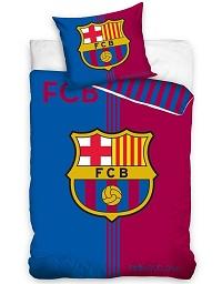 Povlečení FC Barcelona erb 70x80,140x200 cm