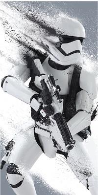 Osuška Star Wars Trooper 70x140 cm