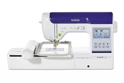 Šicí a vyšívací stroj Brother Innov-Is F480