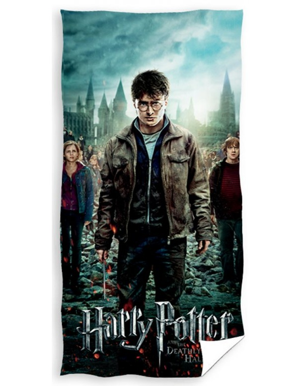 Osuška Harry Potter 70x140 cm