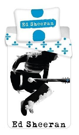 Povlečení Ed Sheeran 70x90,140x200 cm