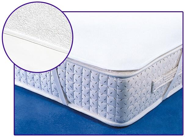 Chránič s PVC zátěrem. 60x120 cm bílá