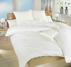 Povlečení bavlna bílé 140x200,70x90 cm bílé