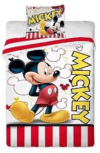 Povlečení bavlna Disney - Mickey 2014 140x200,70x90 cm