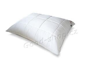 Polštář ALOE VERA zip 70x90 cm bílá